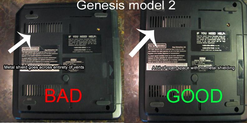 The Perfect Model II Genesis - Sega Genesis - AtariAge Forums